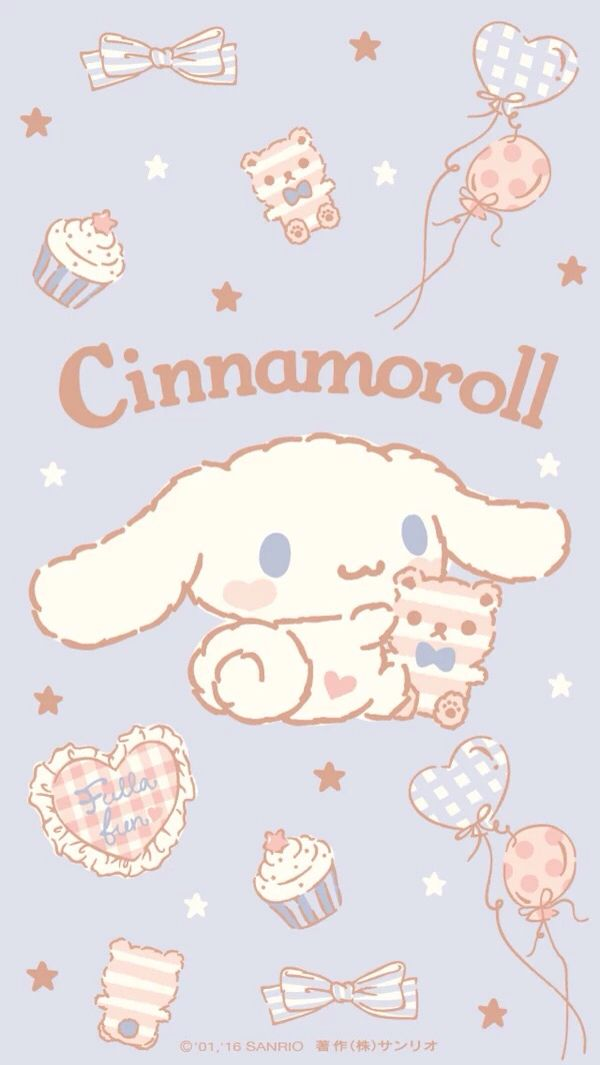 Cinnamaroll In 2019 Kawaii Wallpaper Sanrio Wallpaper