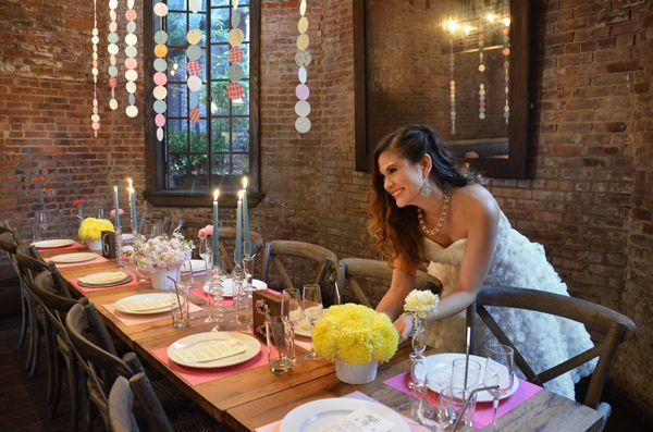 zooey deschanel retro bridal shoot from jessica schmitt mariages rtros blog de mariage styles