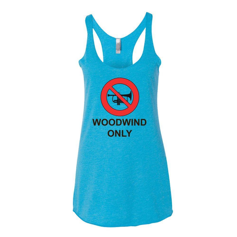 Woodwind Only Women's tank top