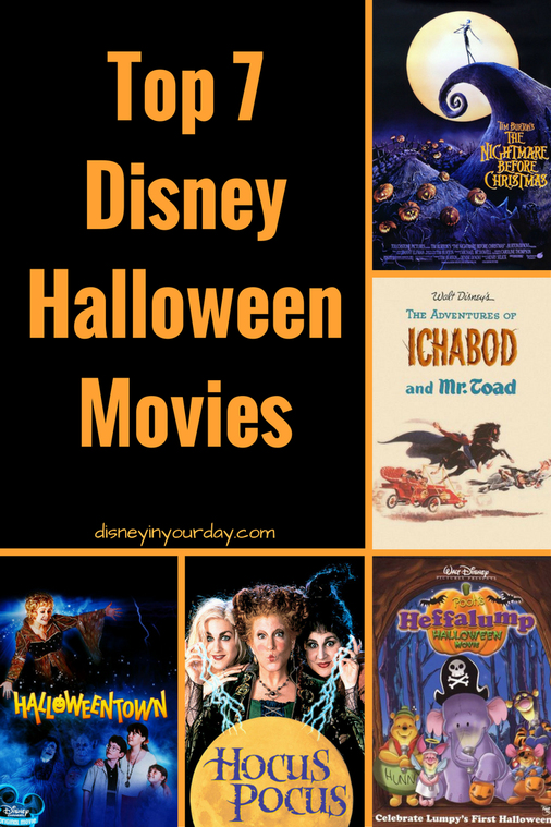 Top 7 Disney Halloween Movies   Halloween movies and Disney halloween