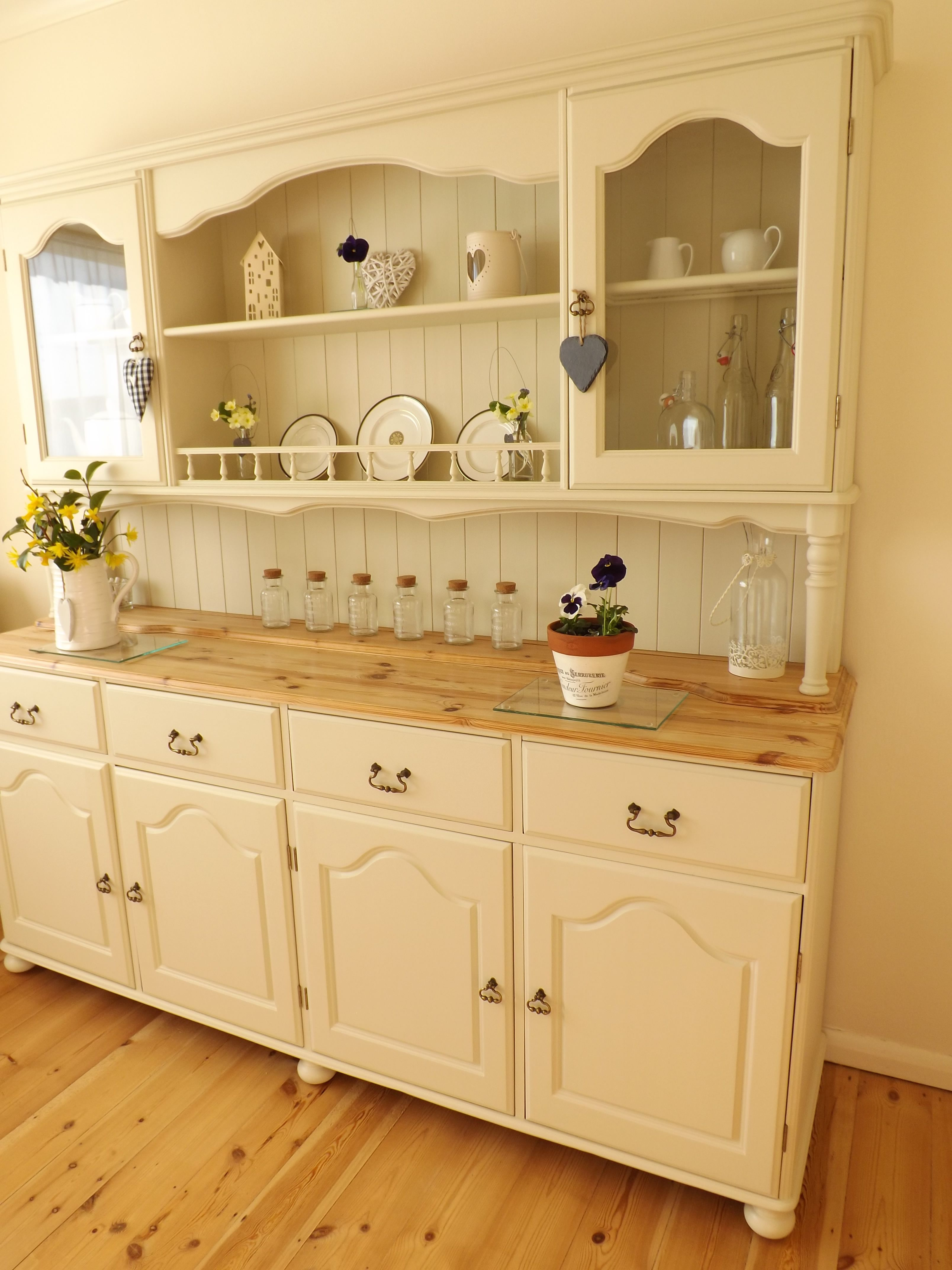 Best Four Door Farmhouse Dresser Finished In Farrow Ball Off 400 x 300