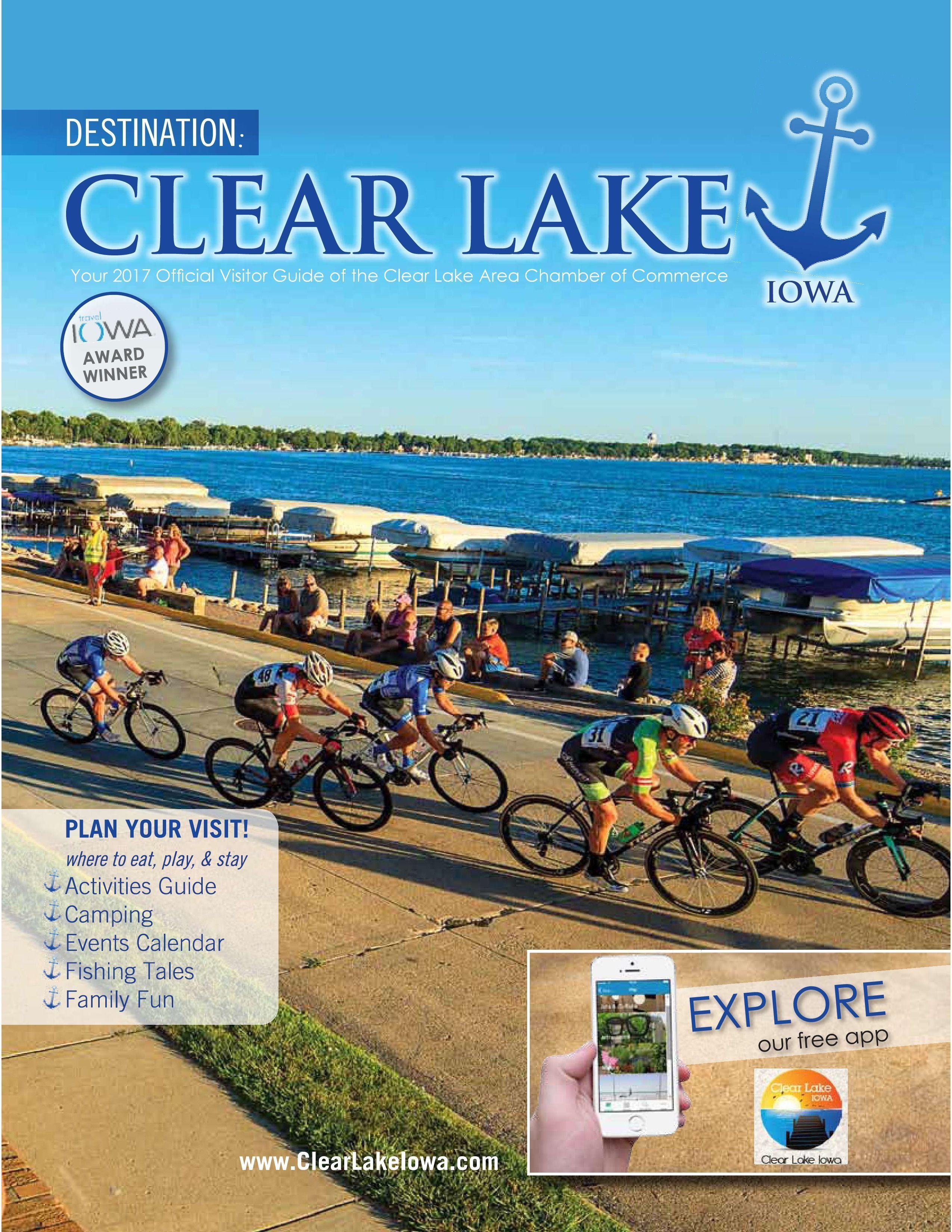 Clear lake 2017 magazine traveldestinationsusanovember