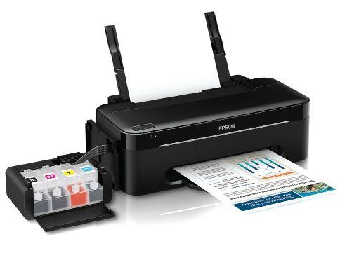 Download Epson L120 printer driver for Windows XP, Windows 7