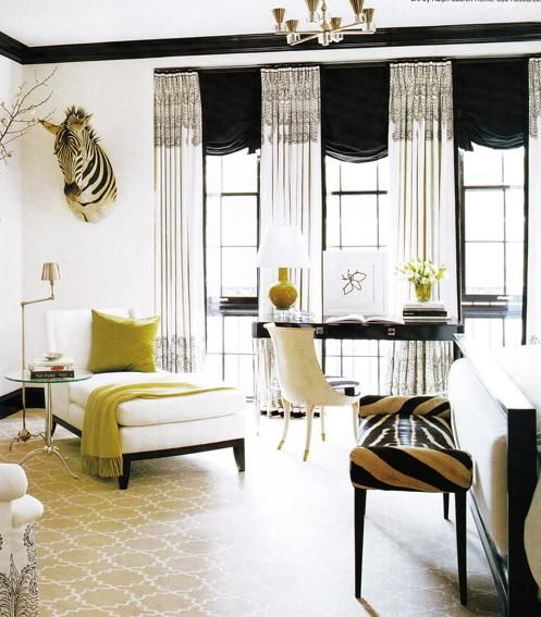 Bedroom Bureaus Black White Beige Bedroom Bedroom Curtains Target Bedroom Interior Colour Suggestion: Love Beige & White Iron Gate Rug, White Wing Back Settee