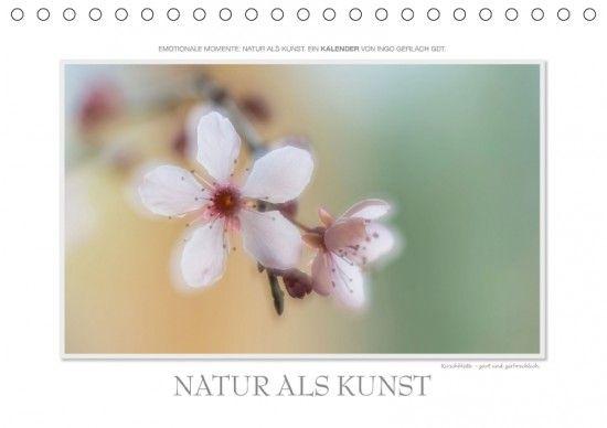 Natur als Kunst - mein Kalender des Tages:   Emotionale Momente: Natur als Kunst.