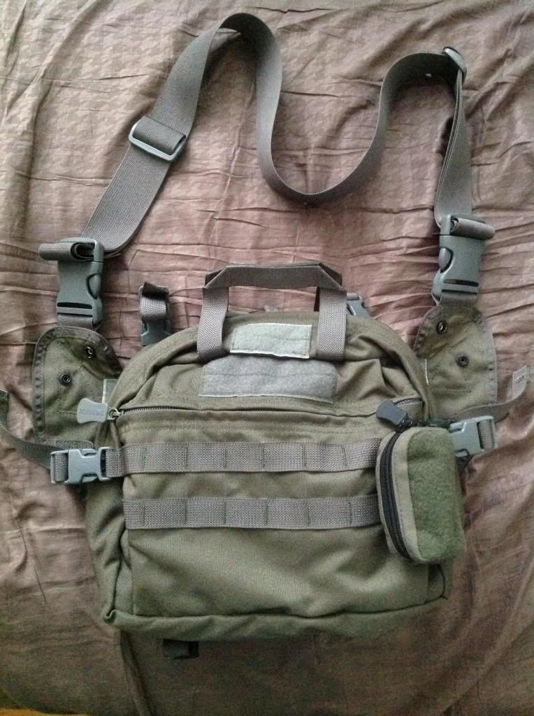 Mission Go Bag – S.O.Tech Tactical This bag will be carried haversack  fashion with all my packs 37079e453f487