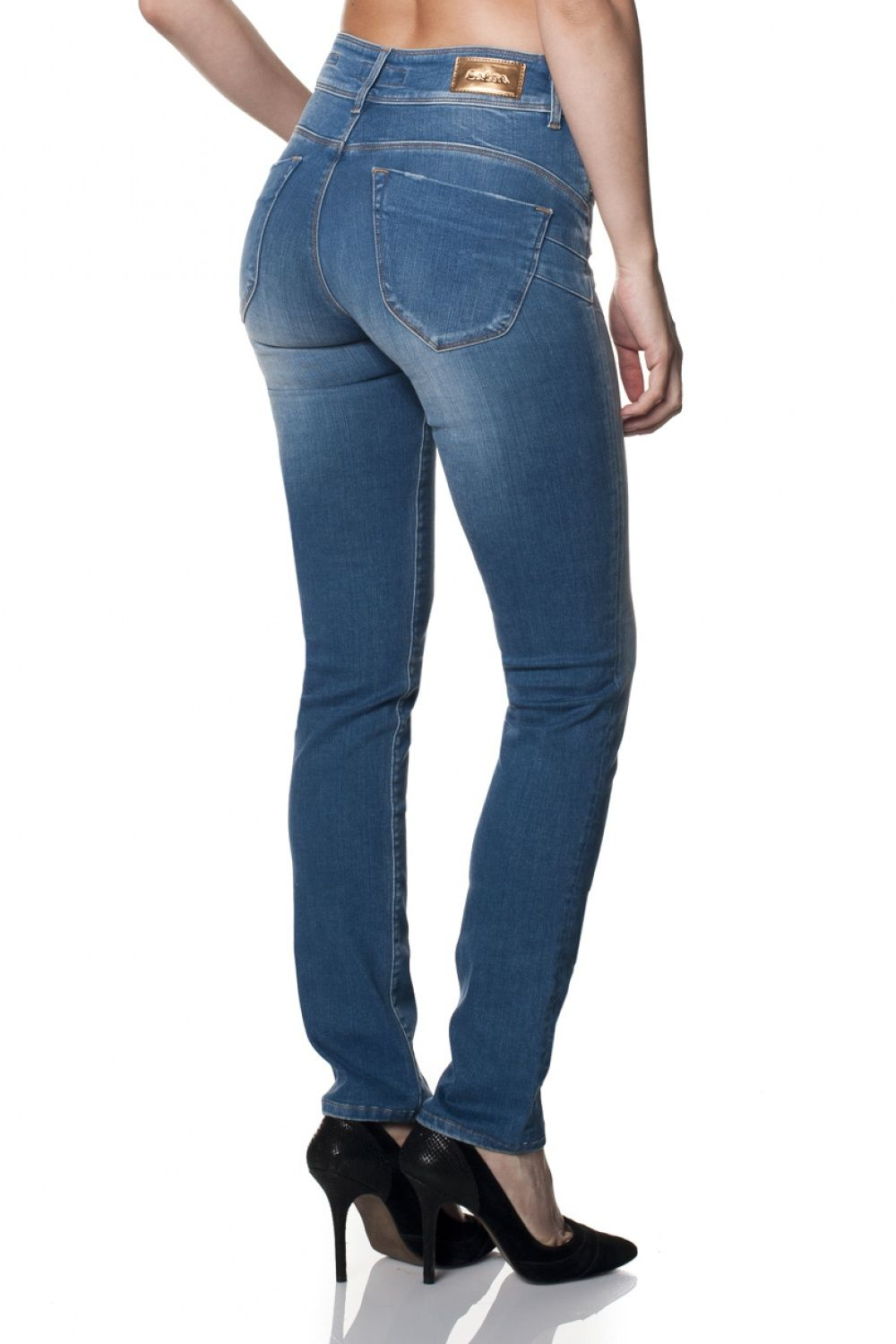 168656a41ed99 Slim-fit Push-In Secret jeans | Salsa Jeans at Hehirs Of Clifden ...