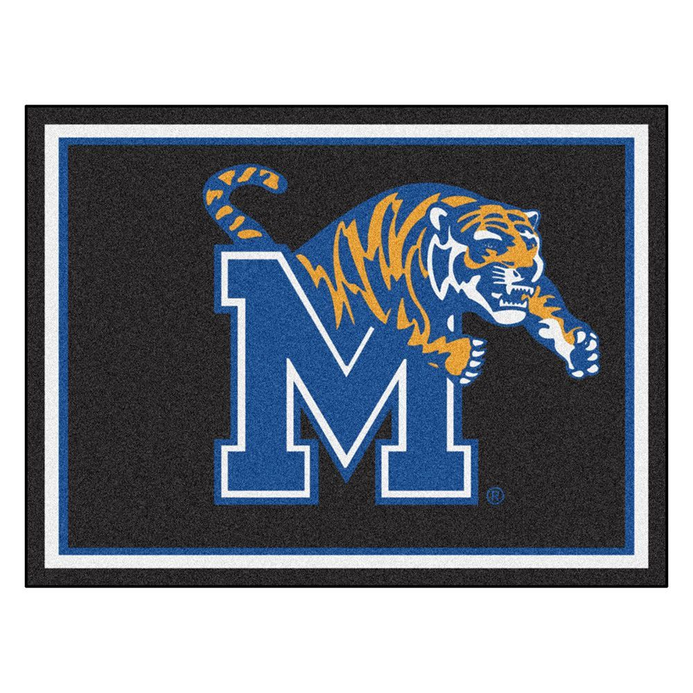 Memphis Tigers NCAA UltiMat Floor Mat (8x10') Memphis