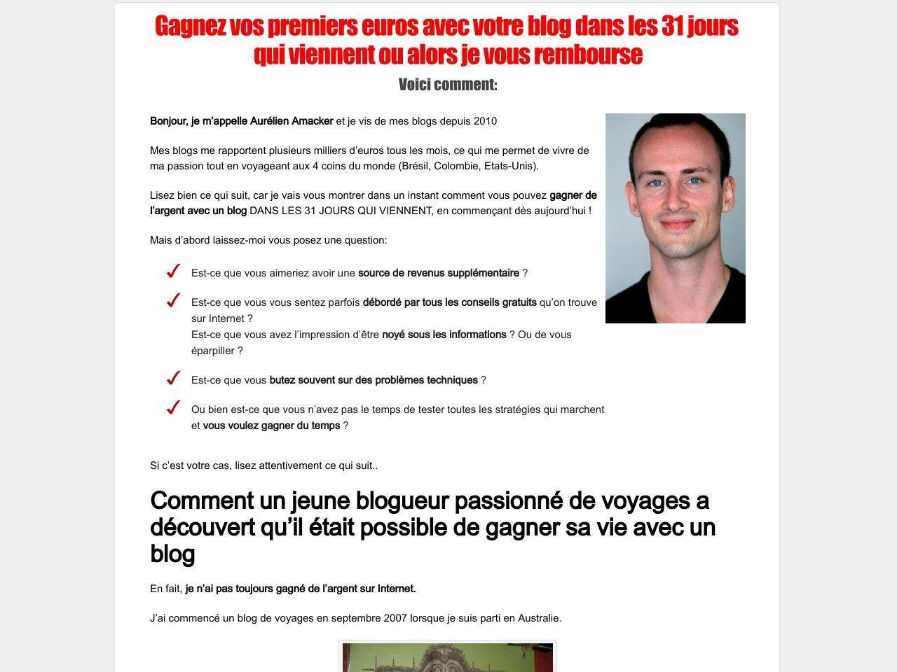 ① Un Blog Qui Rapporte En 31 Jours - http://www.vnulab.be/lab-review/%e2%91%a0-un-blog-qui-rapporte-en-31-jours