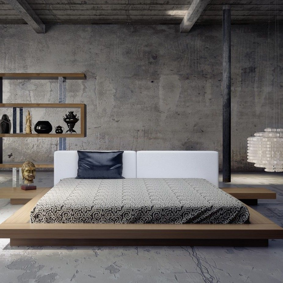 Modloft Worth Platform Bed | AllModern | For the Home | Pinterest ...