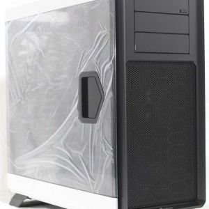 Corsair Graphite 760T Full Tower Case Review - Corsair's new Graphite Series 760T Arctic White Full Tower Windowed Case is extremely easy on the eyes and as the name implies it allows us to see in, but with the 760T it is a