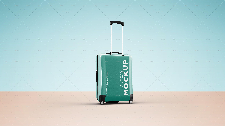 Download Suitcase Bag Mockup 3d Accessories Bad Baggage Branding Case Design Luggage Mock Ups Mockup Mockups Pho Bag Mockup Mockup Suitcase Bag