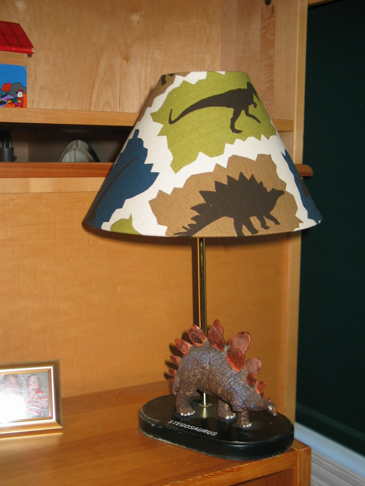 Dinosaur lampshade after with lamp bagalicious kid rooms dinosaur lampshade after with lamp bagalicious mozeypictures Gallery