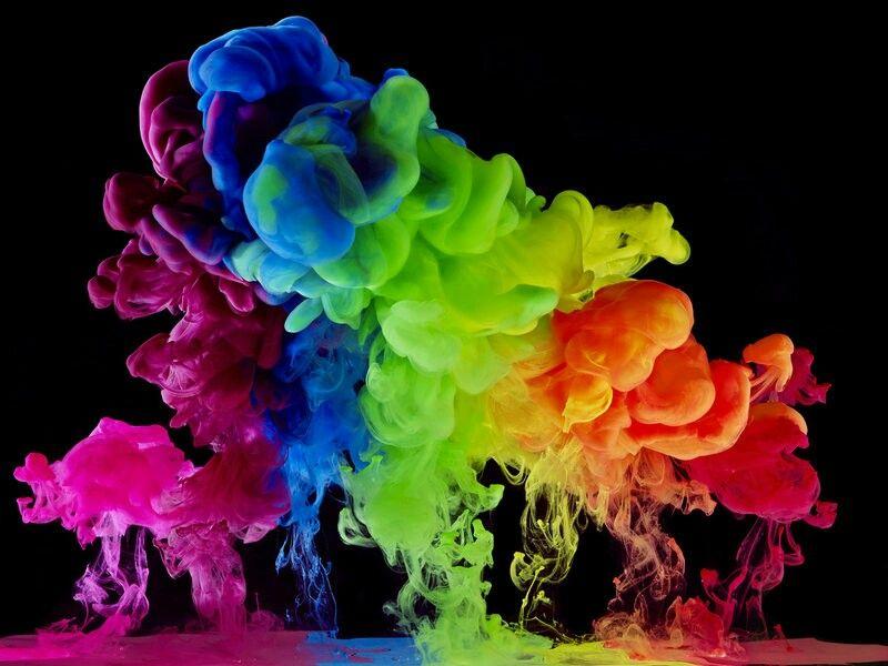 краски на воде обои картинки фото пищевой фармакологической промышленности