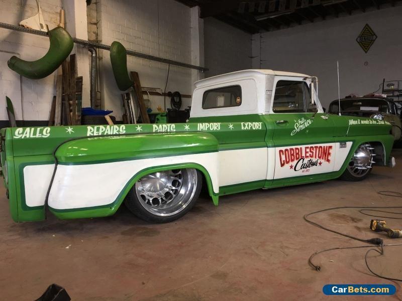 1966 Chevrolet Other Pickups Base Chevrolet Otherpickups Forsale Unitedstates Chevy Trucks Custom Trucks Diesel Trucks