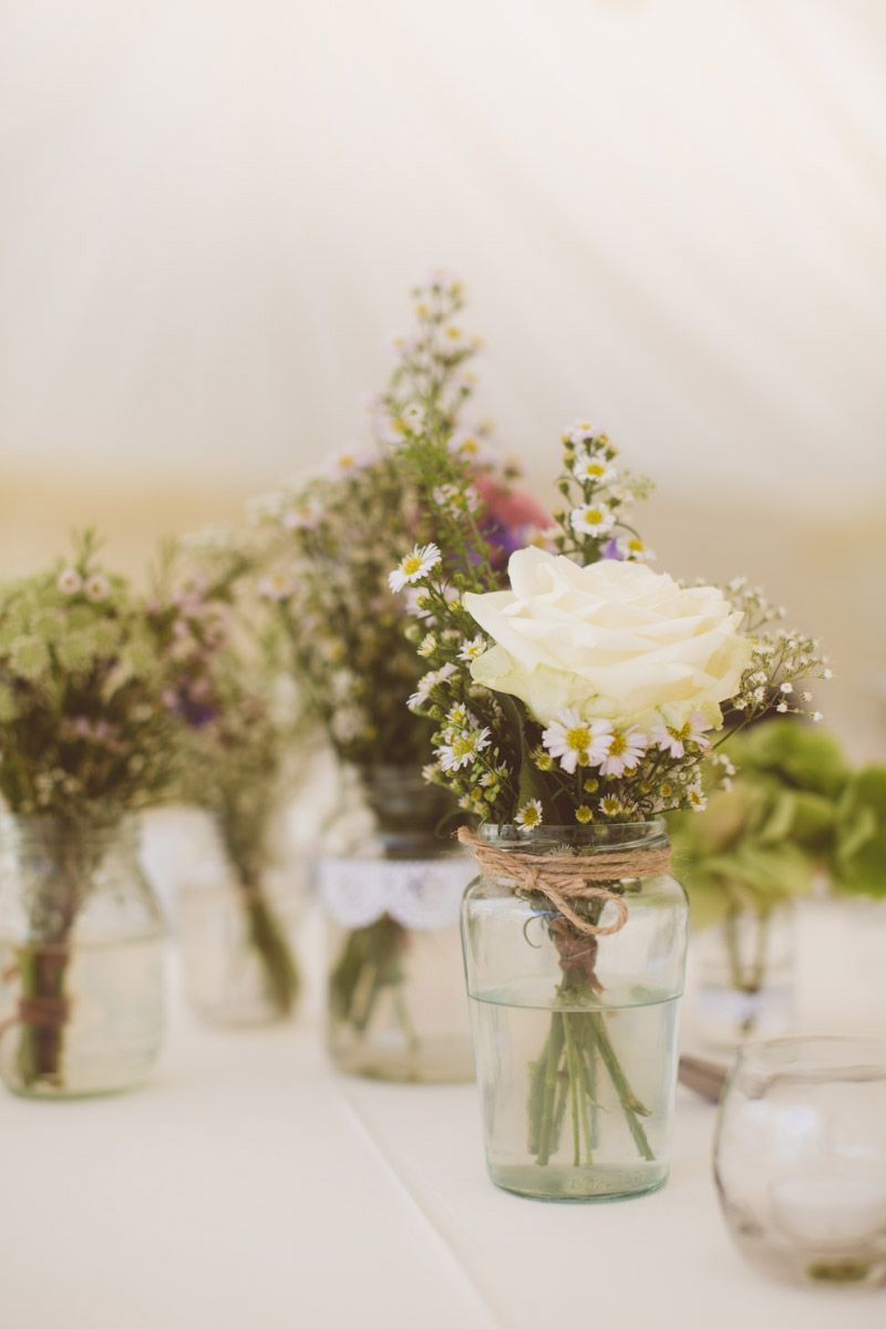 Rustic Wedding At Creslow Manor With Bride In Lace Paloma Blanca ...