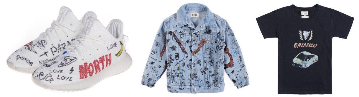 La nouvelle collection Kids Supply de Kanye West a été dévoilée