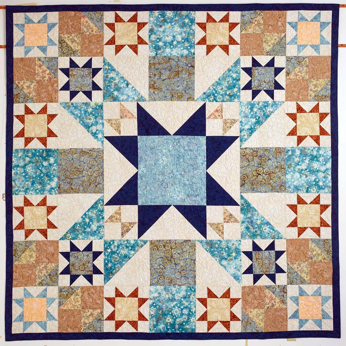 Big Sky Country Quilts Big Block Quilts Sampler Quilts