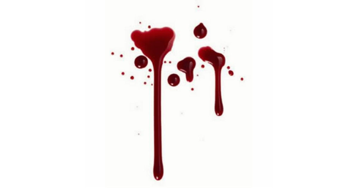 Blood Splater Png