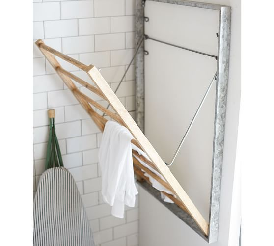 Galvanized Laundry Drying Rack Drying Rack Laundry Laundry Room