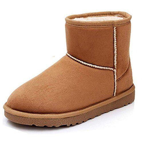 F9best Damen Winter warm Stiefel Knöchel Schneestiefel Schuhe 5 Größe & 6 Farbe - http://on-line-kaufen.de/f9best/f9best-damen-winter-warm-stiefel-knoechel-schuhe