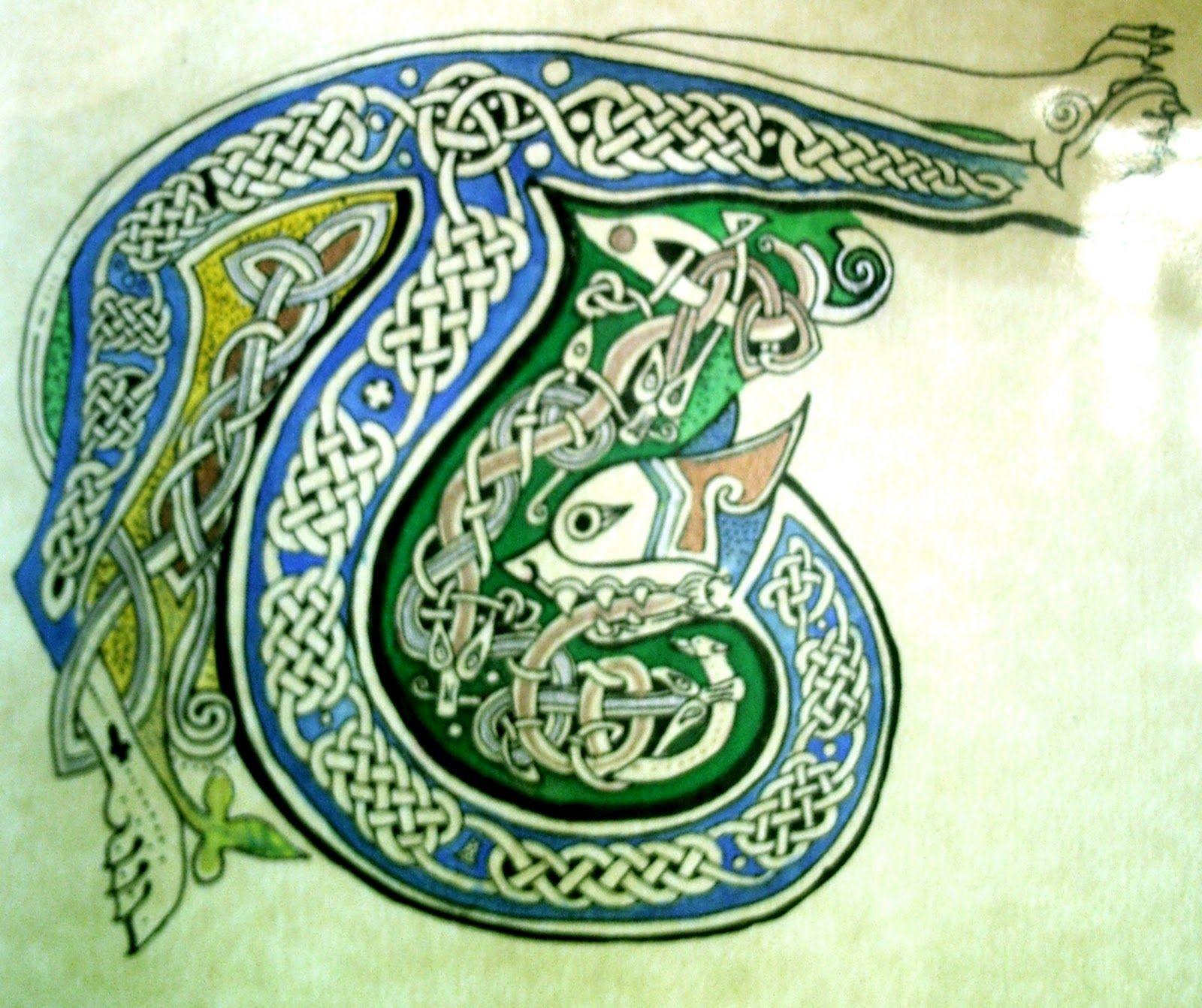 Celtic Art | Posted by J.P.Skelton Celtic Art at 14:46 No ...