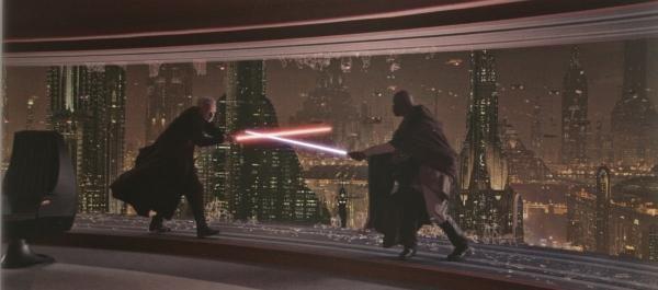 The Worst Sith Darth Sidious Vs The Best Jedi Mace Windu Star Wars History Star Wars Universe Galactic Republic