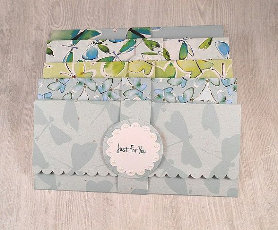 5 Money Envelopes In Butterfly Designs By Angelsofheaven On Etsy Money Envelopes Gift Money Holder Gift Envelope