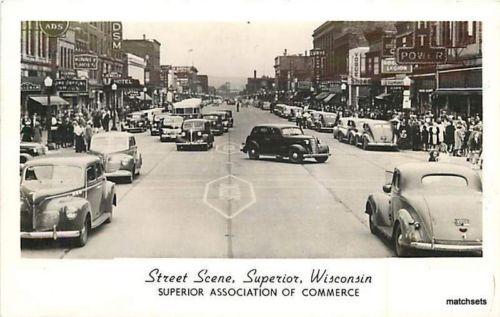 Vintage superior wisconsin photos