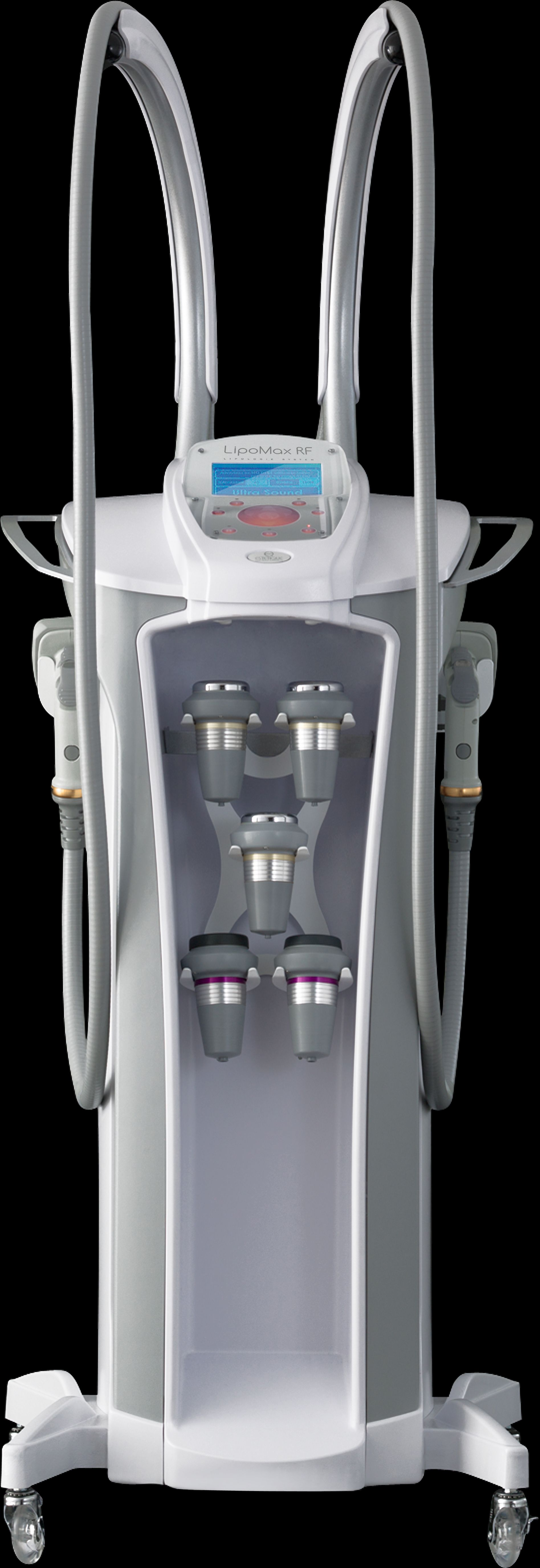 LipoMax RF. Equipo con seis tecnologias exclusivas para