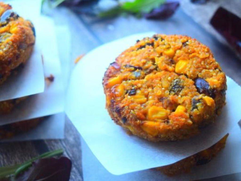 Healthy Veggie Burgers Recipe | by foodista.com | Craftlog