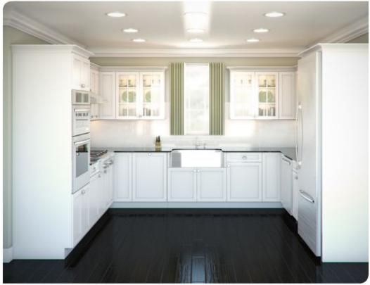 small ushaped kitchen layouts the one wall and galley floor plans a u shaped layout on kitchen ideas u shaped layout id=91331