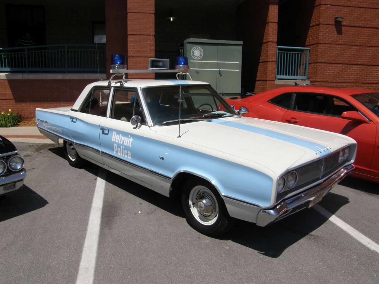 Old School Police Cars | Cop cars of old | Pinterest | Police cars ...