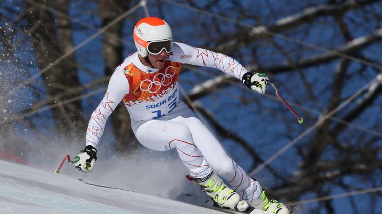 Bode Miller Sochi 2014