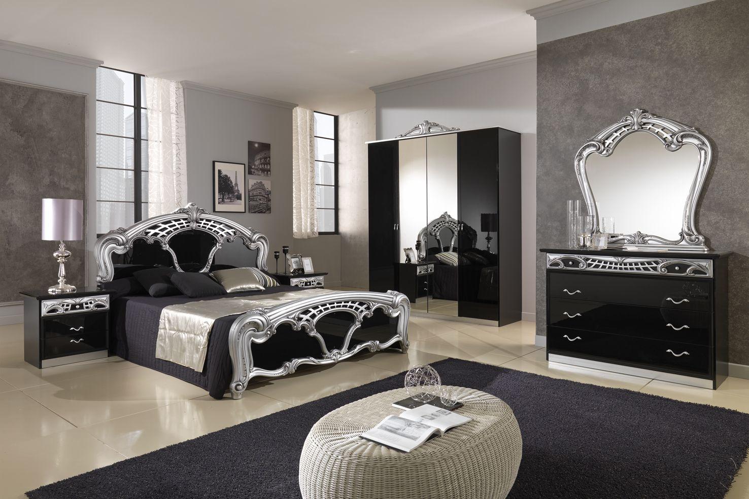 Best Dark Luxury Bedrooms Collections Mcs Classic Bedrooms 640 x 480