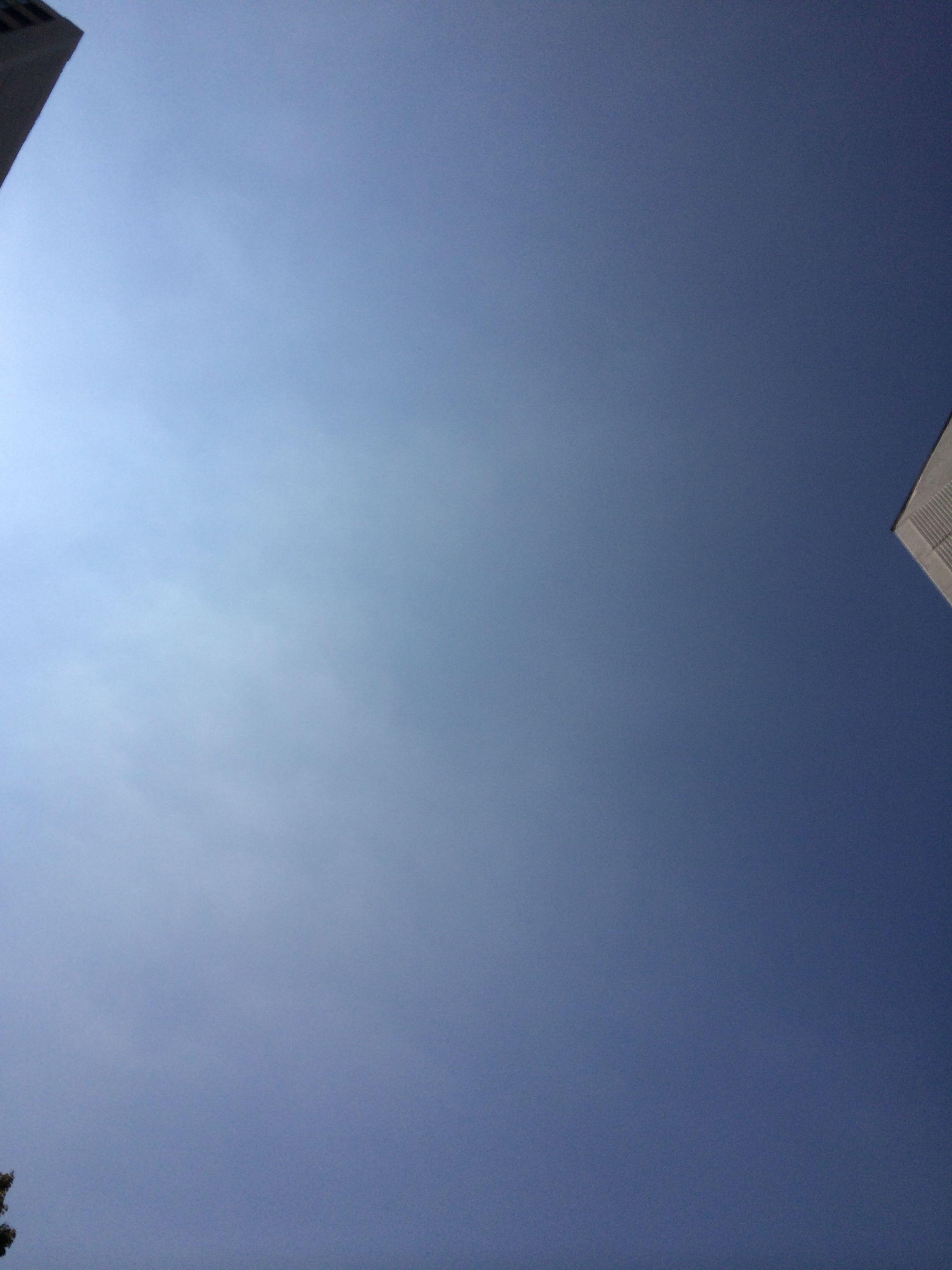 2014년 9월 5일의 하늘