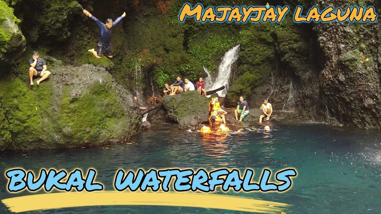 Chasing bukal waterfalls majayjay laguna part1