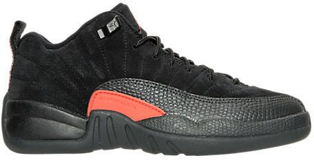 new styles 95a1a f594c Nike Boys  Grade School Air Jordan Retro 12 Low Basketball Shoes