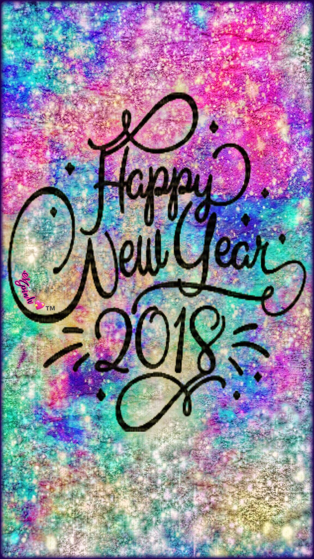Happy New Year Galaxy Wallpaper Androidwallpaper Iphonewallpaper Wallpaper Galaxy Sparkle Glitter Lo Galaxy Wallpaper Iphone Wallpaper Android Wallpaper