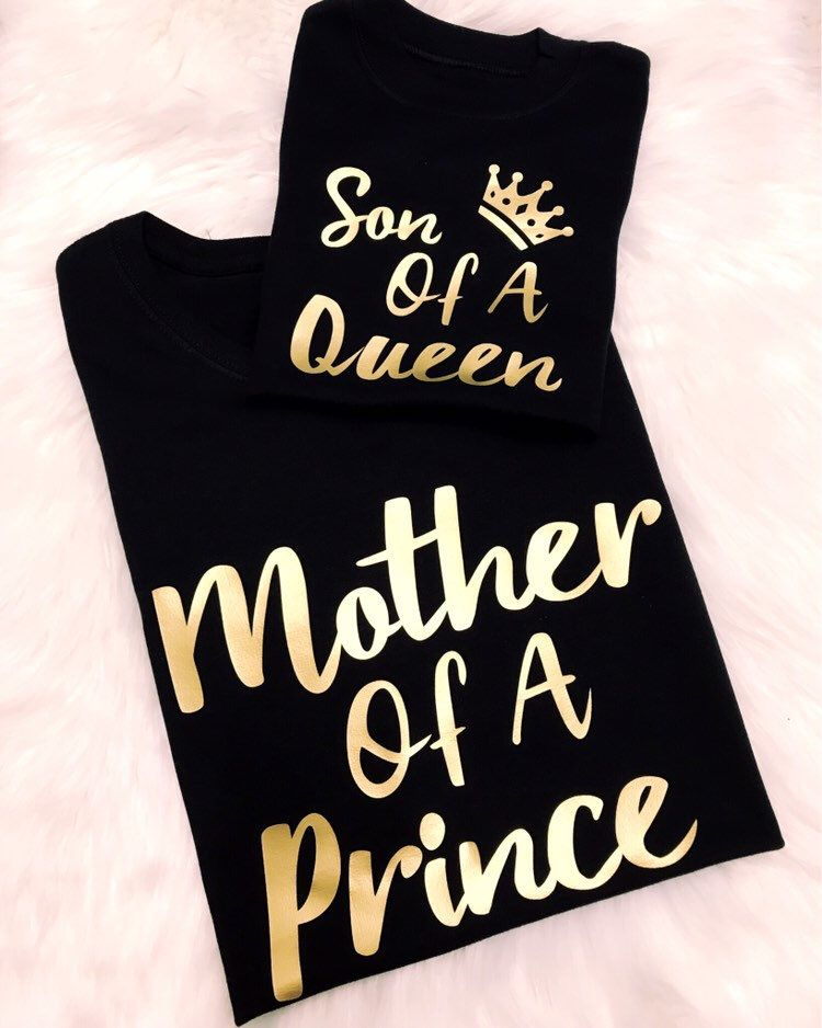 Excited to share this item from my shop Mother And Son Matching Tshirts Matching  Gifts For Mum New Mom Gift Gift For Mum Birthday Mother Tees Shirt For mum Top For Son