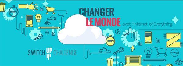 Changer le monde, utiliser l'Internet of Everything pour résoudre les défis du 21e siècle ?