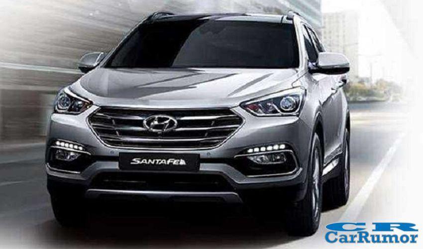 2018 Hyundai Santa Fe Redesign, Price, Concept, Release
