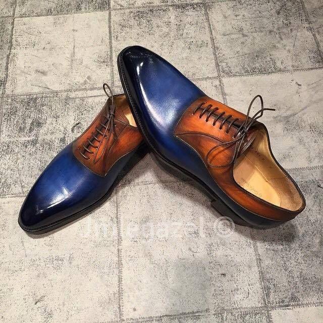 17 idées de JM Le Gazel - Paris | chaussure, chaussures homme ...