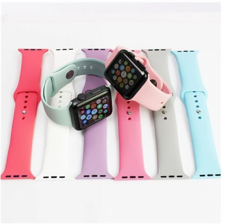 Apple Watch Silicone Band Only 5.99 Shipped! Apple