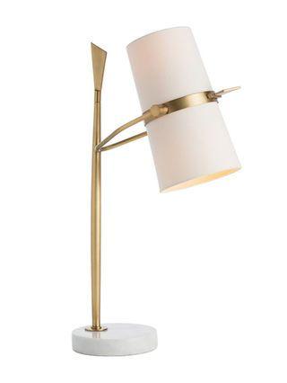 Yasmin desk lamp by arteriors home at gilt