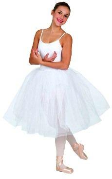 d51ed3cfec Romantic tutu. It comes in black. I would wear this on a daily basis.