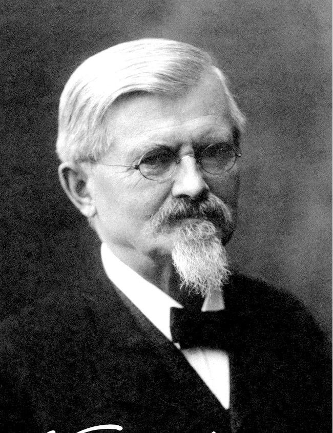 Wilhelm Maybach né en 1846 mort en 1929 est l'inventeur du moteur