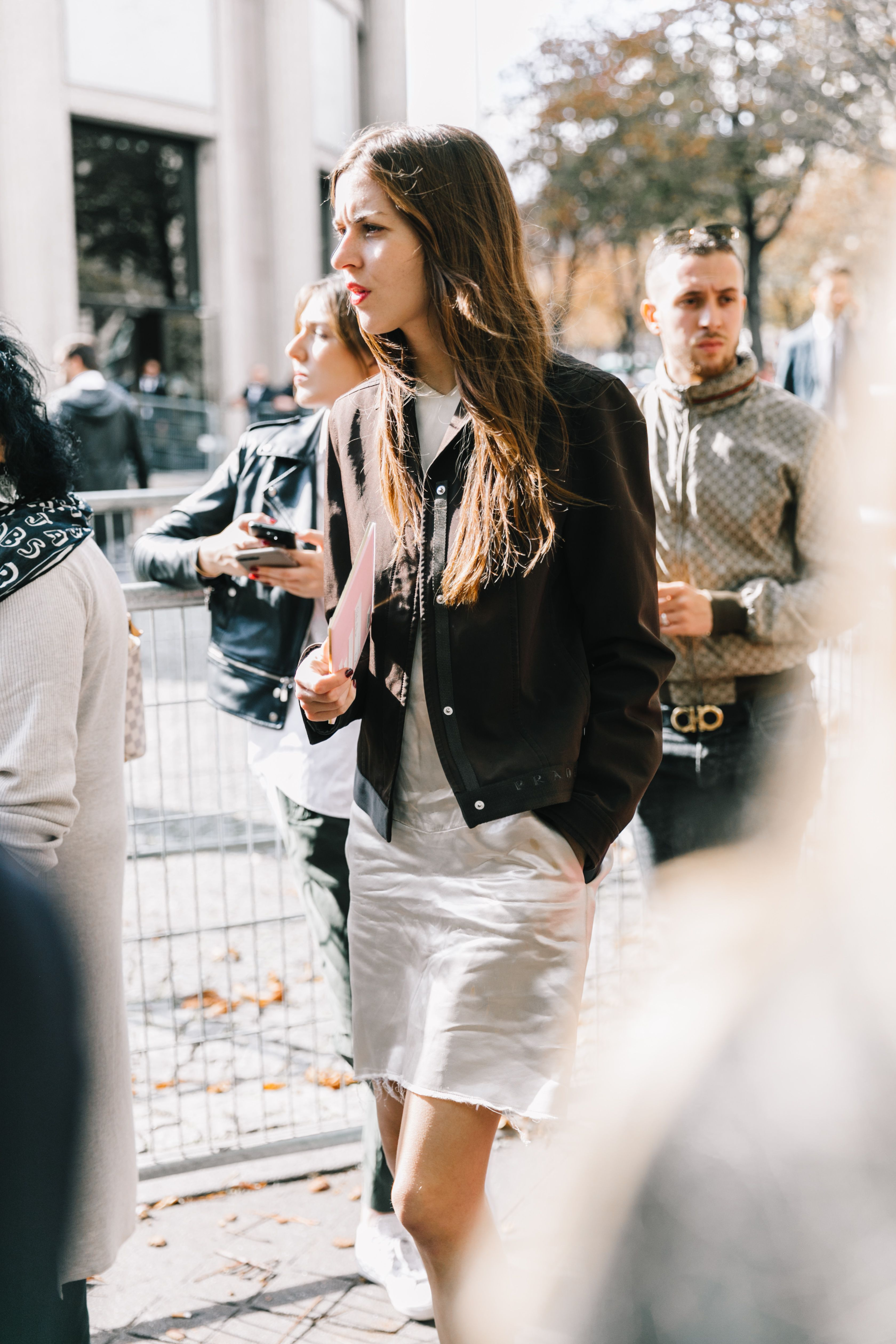 143765c0111c The first step towards uncovering personal style is to identify what looks  appeal to you. Classically chic with a hint of Parisian style