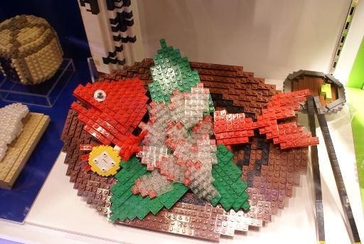 lego shasimi #lego #legofood #legofish #fish #fishdinner #dinner #legodinner #toy #toys