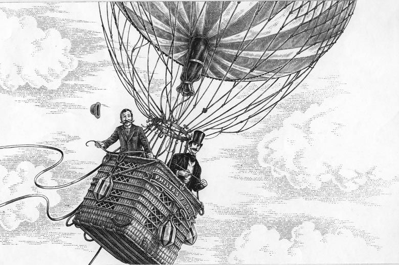 Around the World in 80 Days- I want to be like Phileas Fogg